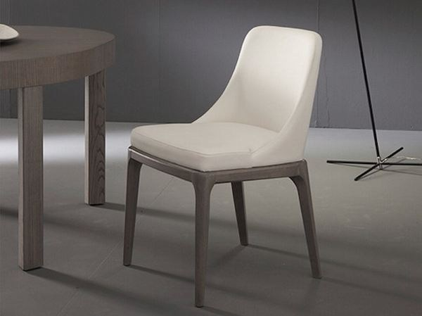 ITALIAN DESIGN - MODERN DINING CHAIR MARGOT BY RIFLESSI
