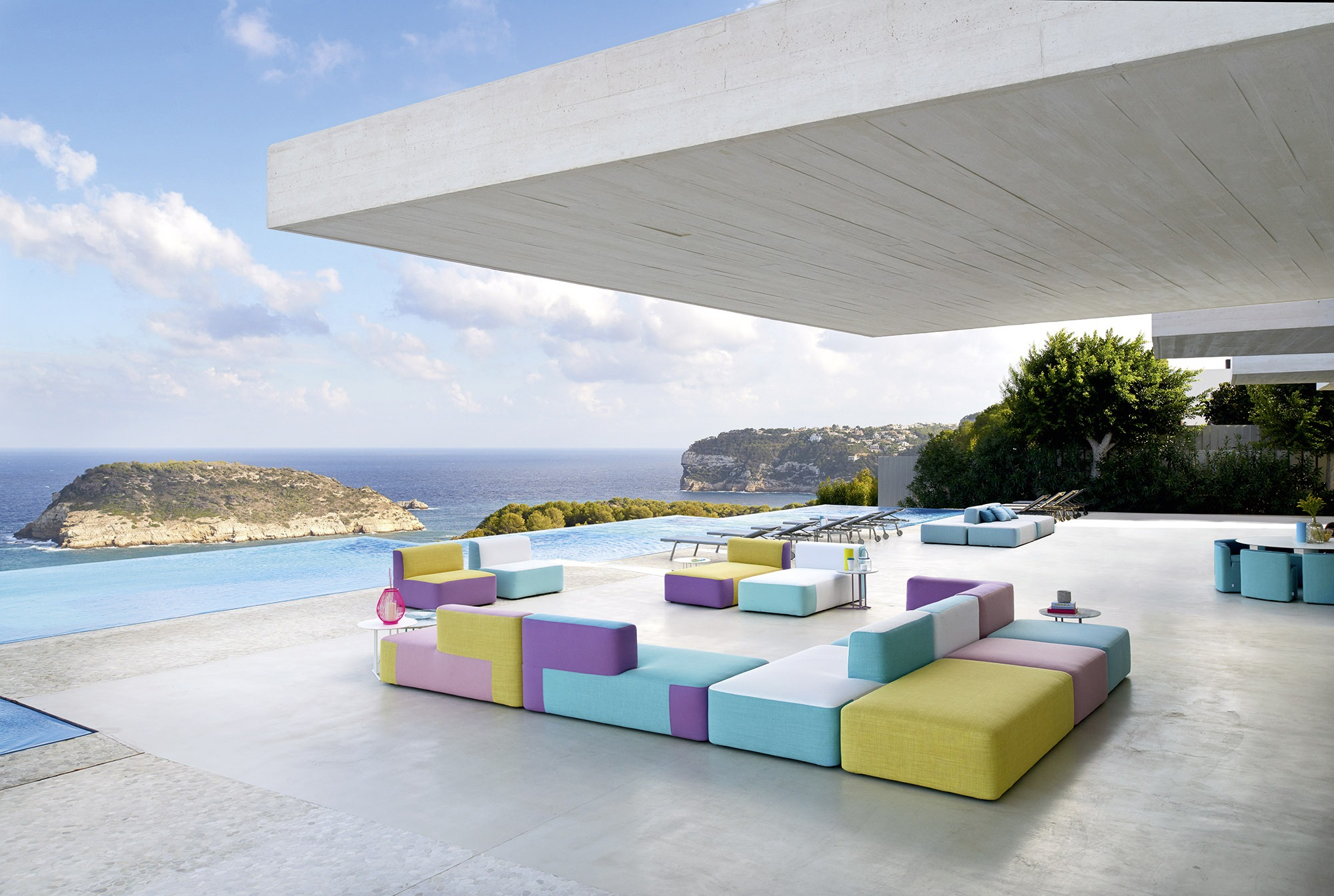 Varaschin Italian modern outdoor furniture
