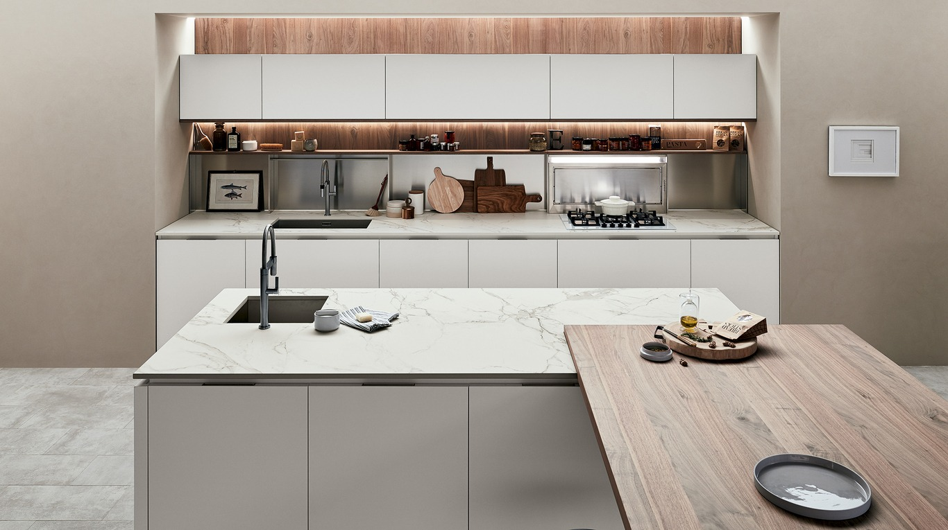 Veneta Cucine | Tredi Interiors - Modern Italian Design Kitchens and ...