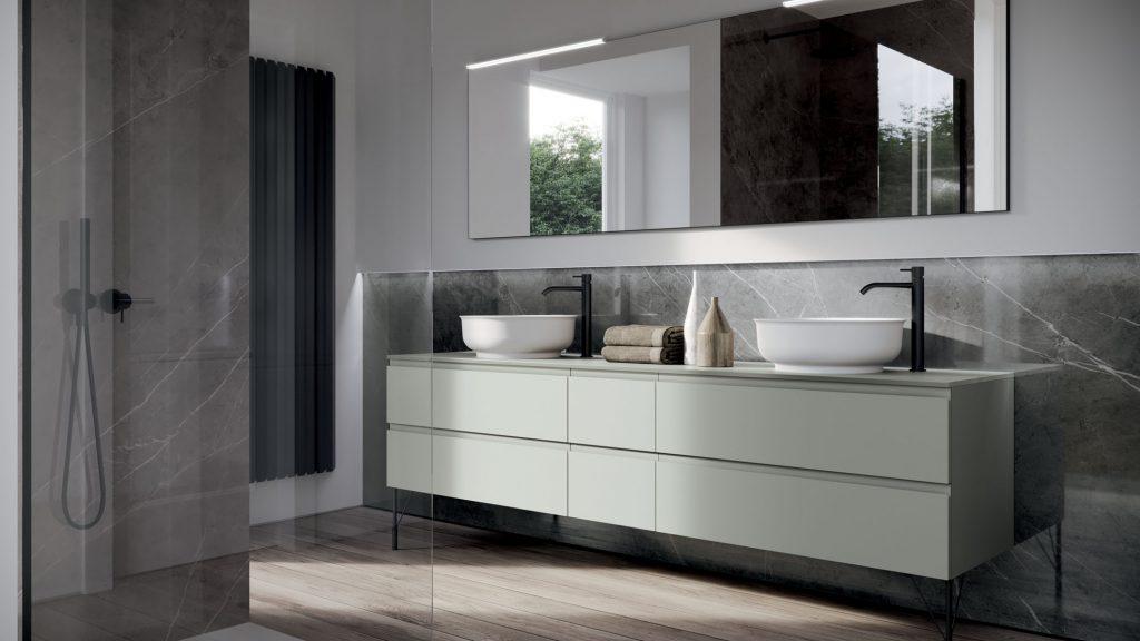 Italian Modern Bathroom Form