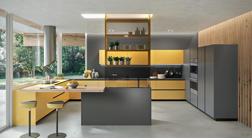 Italian Kitchen Style by Arrital