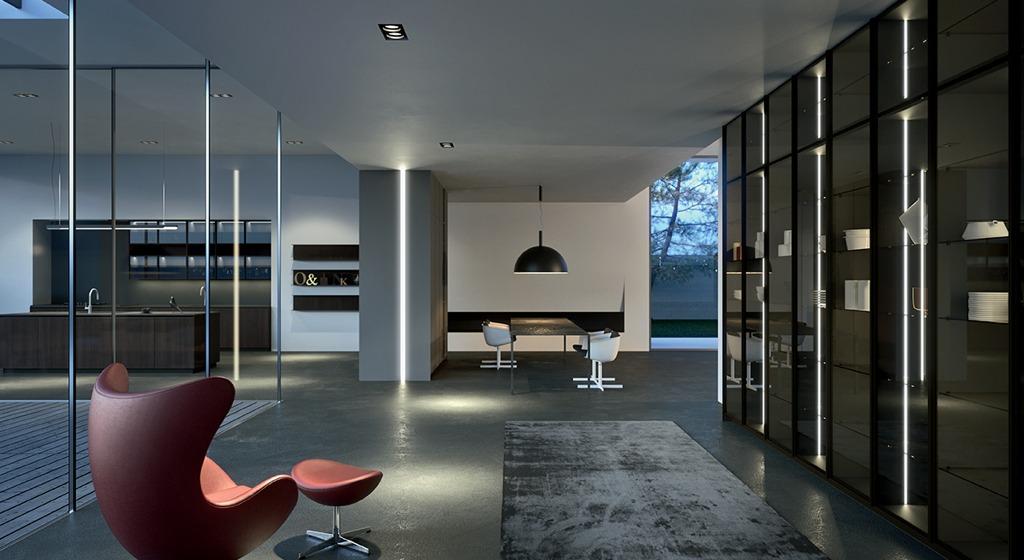 Italian Design Kitchen by Arrital