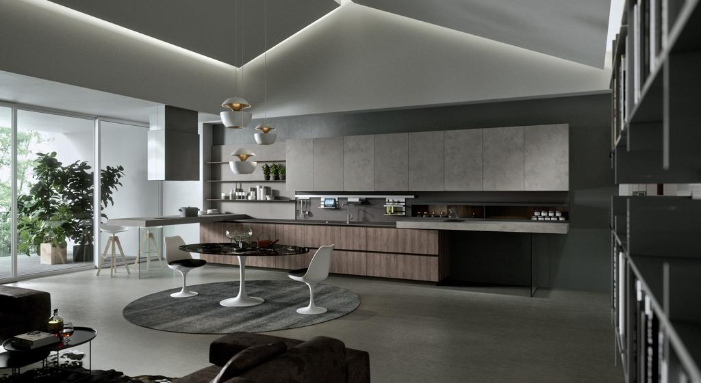 Italian Kitchen Arrital AK_Project