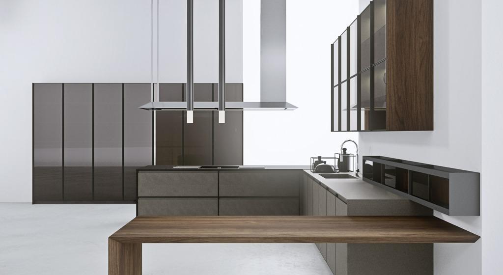 Italian-Modern-Kitchen-Cabinets-Arrital-AKB 0