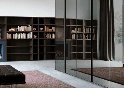 Decorative Mirrors, Italian Interior doors, Contemporary Wardrobes, Dividers, Walk in Closets, Modern Lighting, San Giacomo, Riflessi