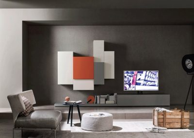 Italian brands Tredi interiors