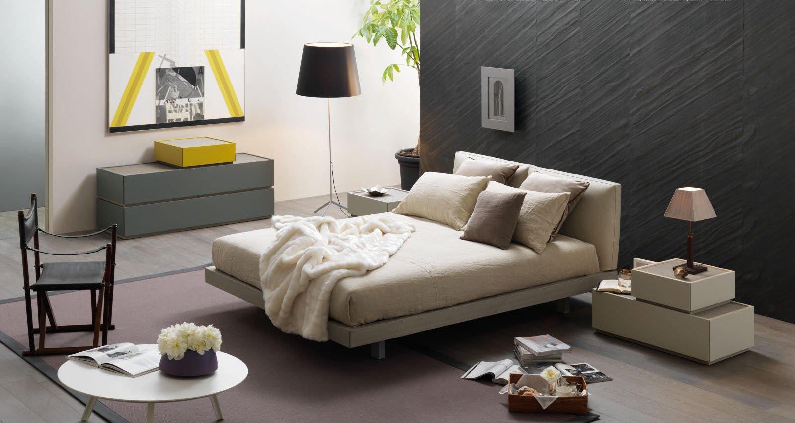 Modern Bedroom Gallery | Tredi Interiors | Italian Design ...